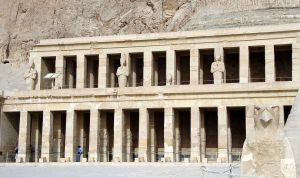 údolí královen, egypt