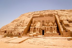 Abú Simbel, Egypt