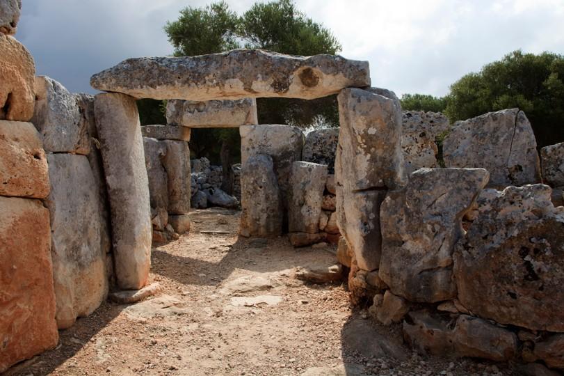 Archeologická lokalita Torre d'en Galmés, Menorca