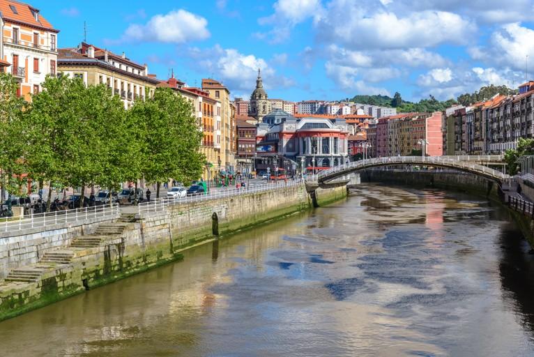 Bilbao, španělsko
