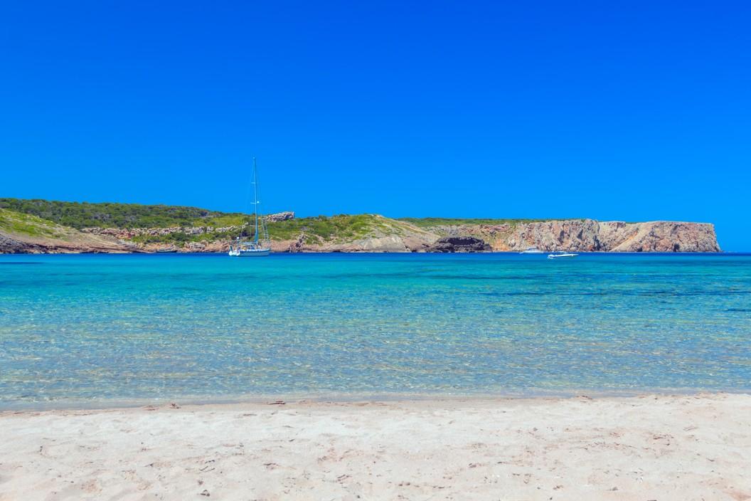 Cala Algaiarens, Menorca