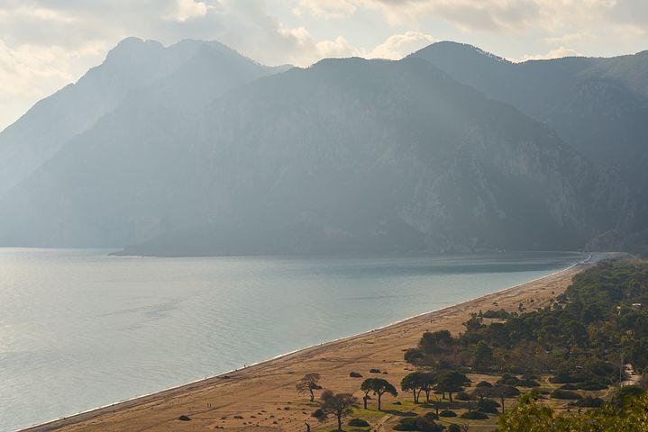 Cirali, Turecko