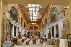 Egyptské muzeum, Egypt