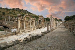 Ephesus, Turecko