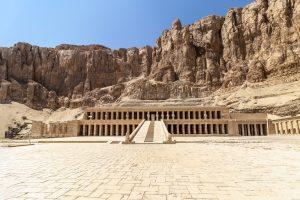 Hatšepsutin chrám, Egypt