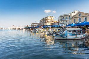 Moře, Lesbos