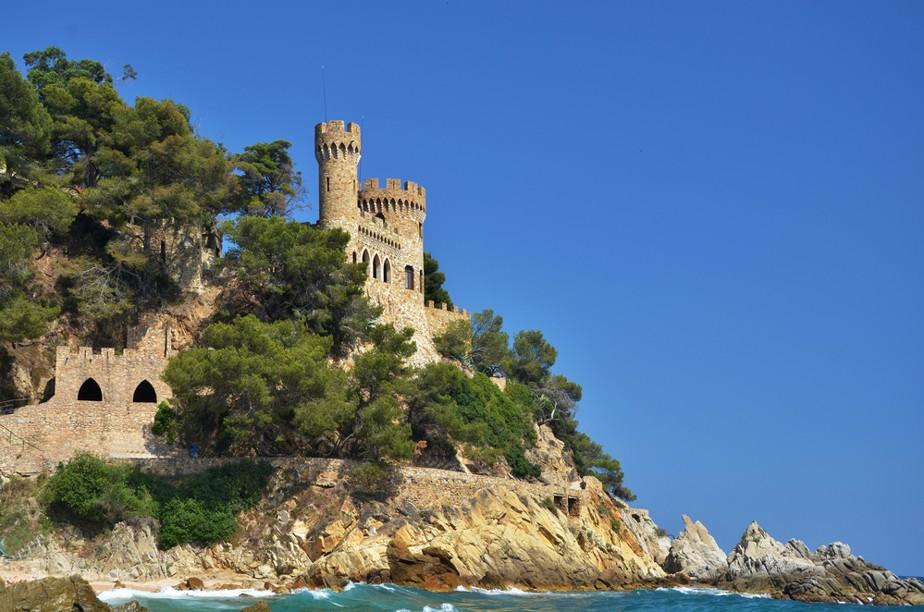 Lloret de mar, Španělsko