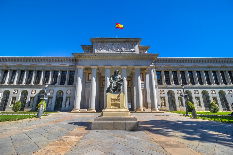 Muzeum Prado, španělsko