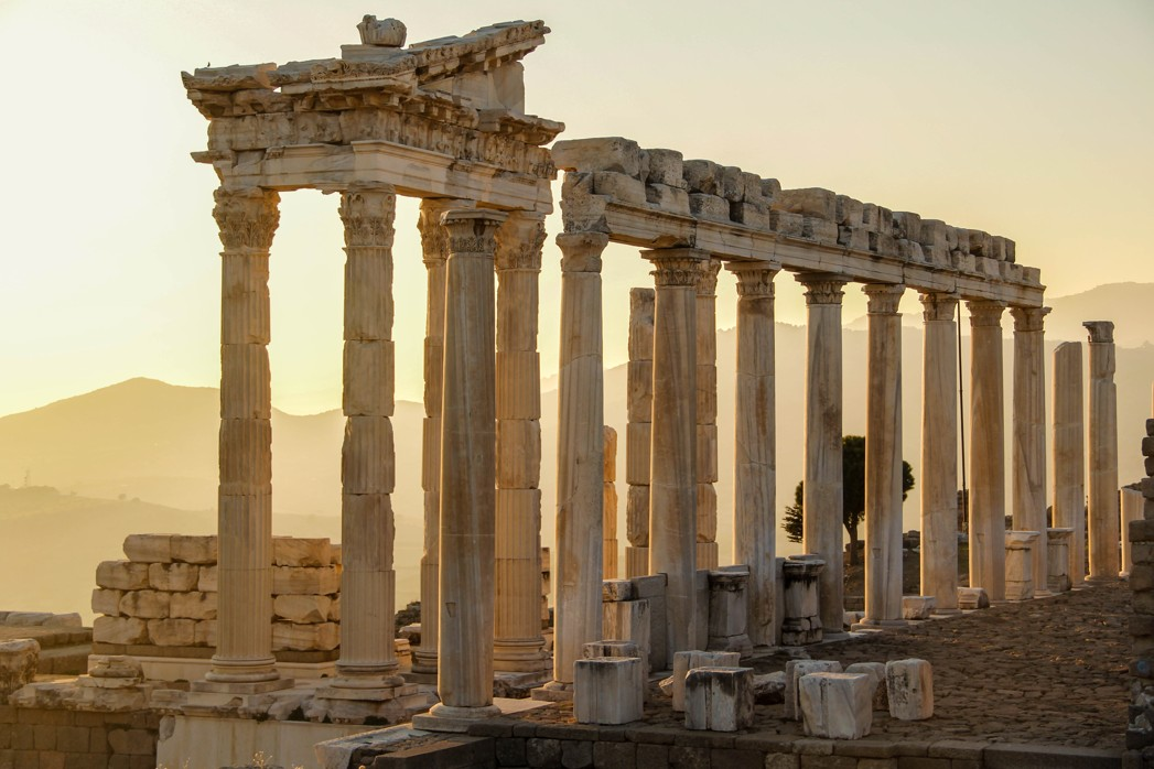 Pergamon, Turecko