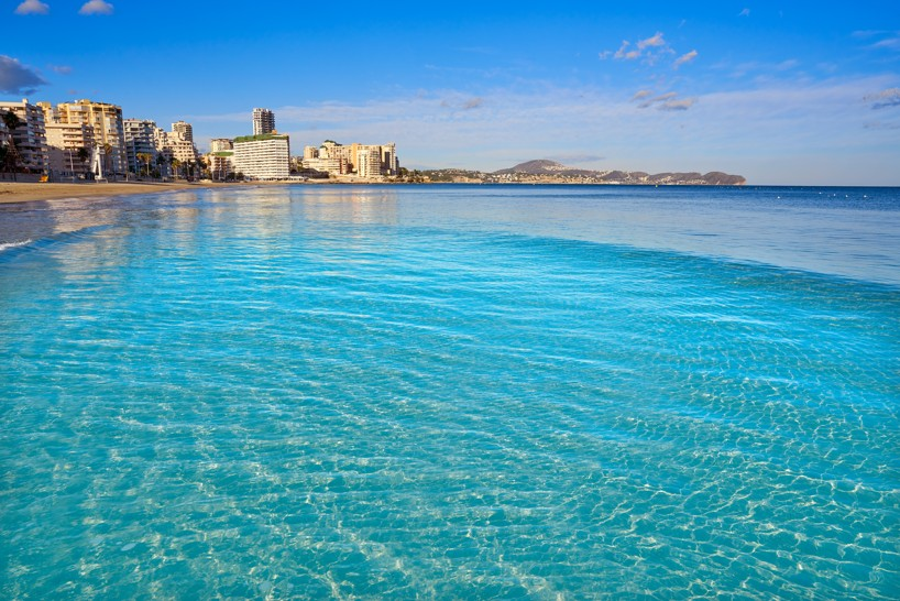 Playa de Levante, španělsko