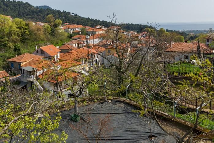 Potamia, Thassos