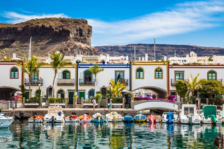 Puerto de Mogan 2, Gran Canaria