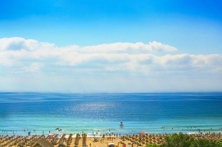 Slunečné pobřeží,Bulharsko