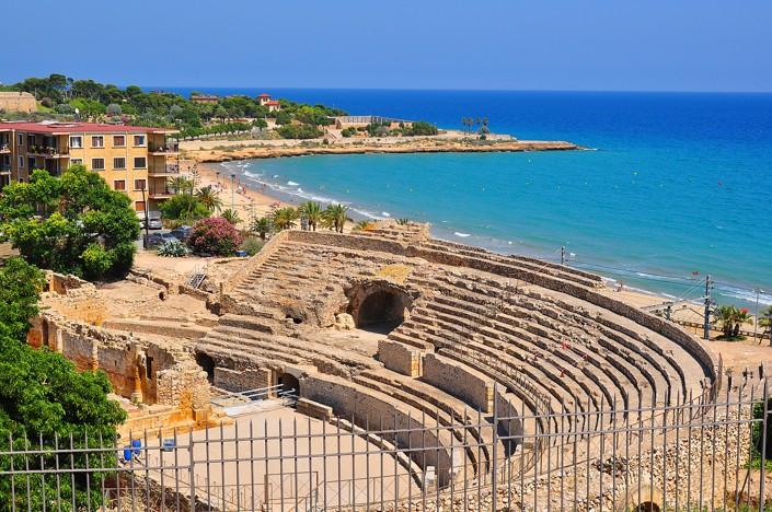 Tarragona, španělsko