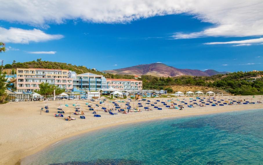 Trypiti beach, Thassos