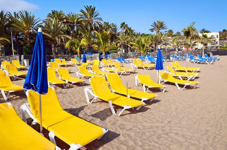 pláž San Augustin, Gran Canaria