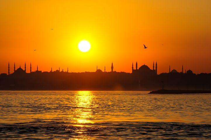 bospor, Turecko