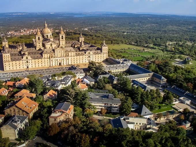 el escorial, Španělsko