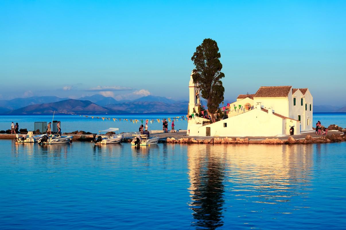 Průvodce po ostrově Korfu