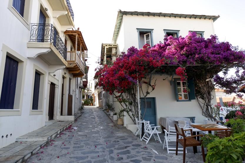 město (Chora) Skopelos