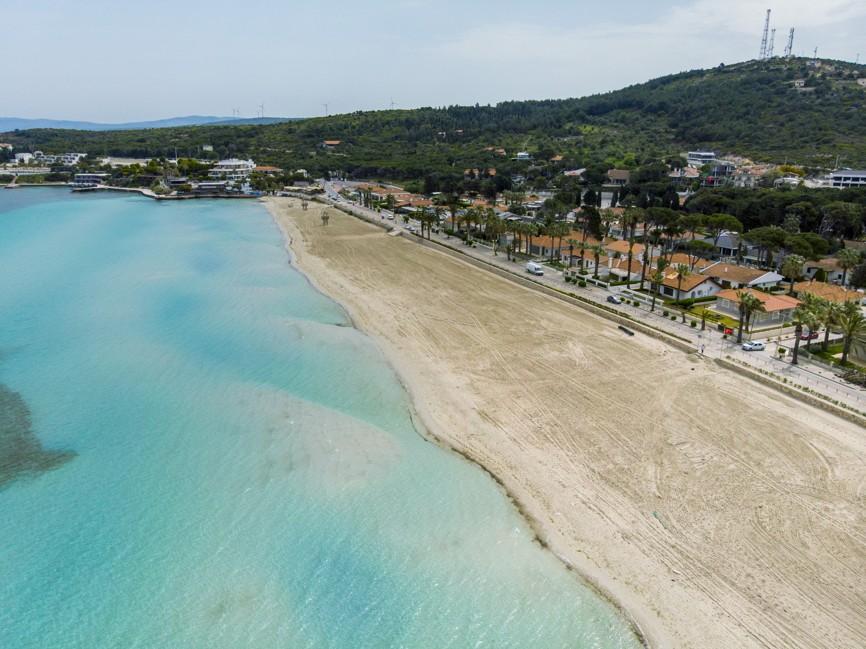pláž Ilica, Turecko