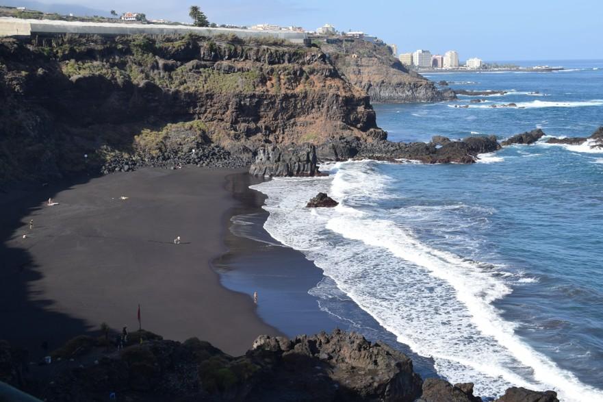 pláž Playa El Bollullo