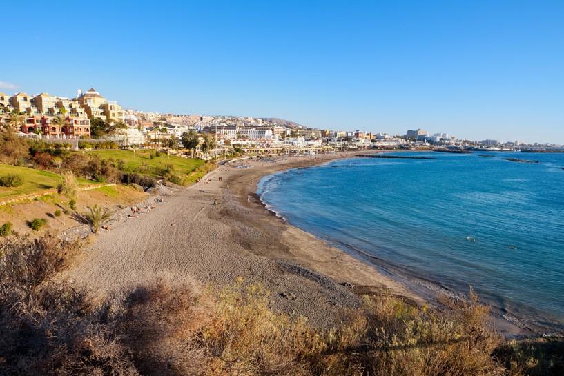 pláž Playa Fanabe