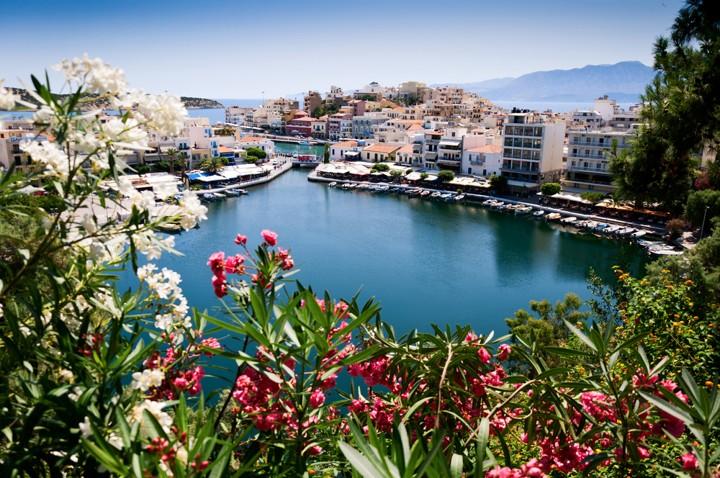 Agios Nikolaos, Kréta