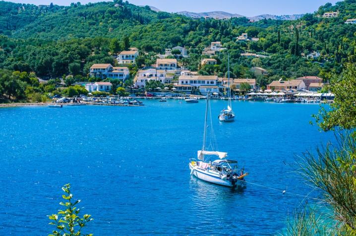 Agios Stefanos, Korfu