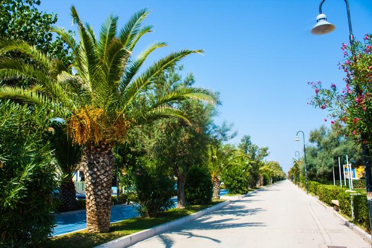 Alba Adriatica, Itálie