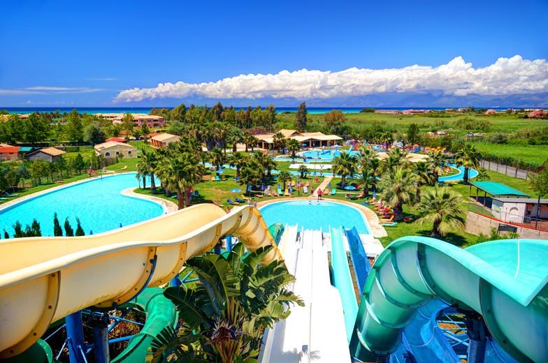 Aqualand Park, Korfu