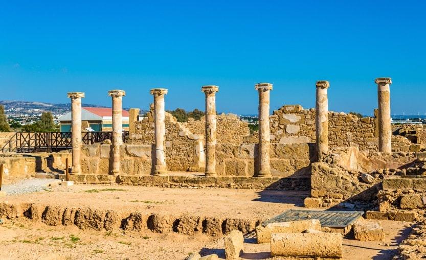 Archeologický park Kato Paphos, Kypr