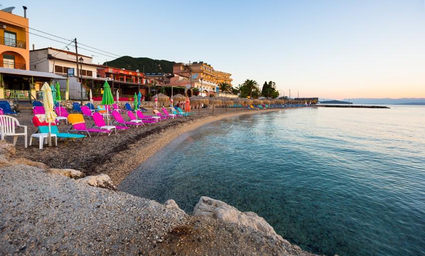 Benitses, Korfu