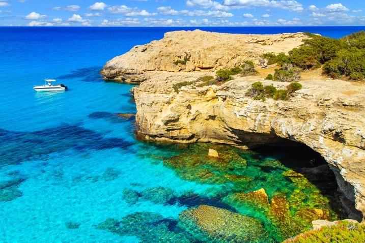 Blue Lagoon, Polis, Kypr