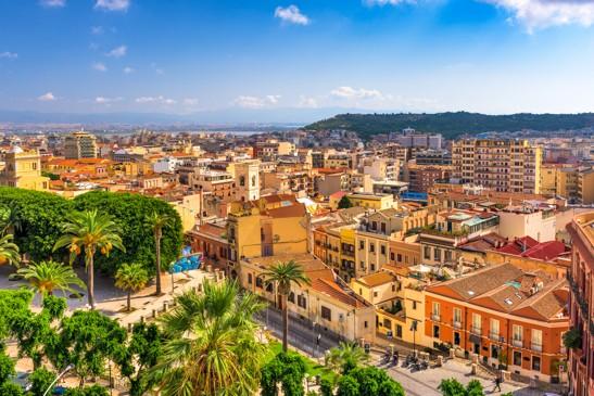 Cagliari 5, Sardinie