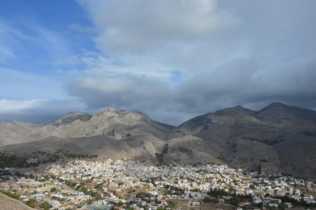 Chora,Kalymnos