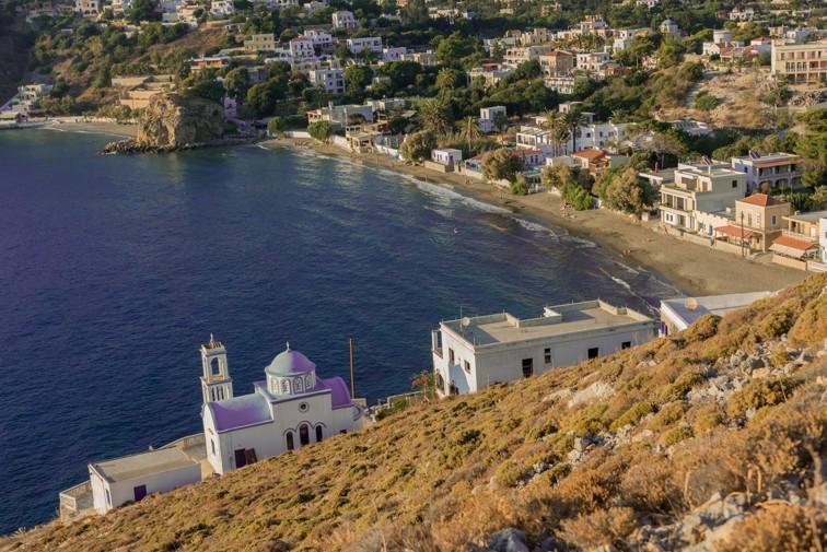 Kantouni beach of Kalymnos