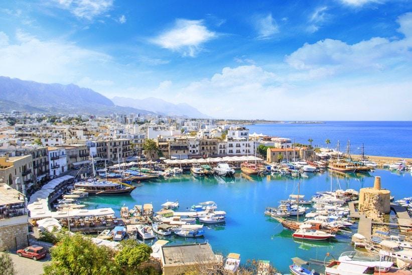 Kyrenia, Kypr