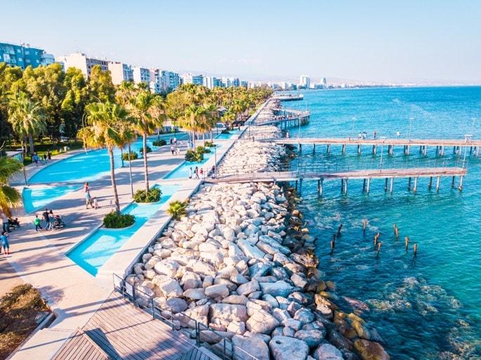 Limassol, Kypr