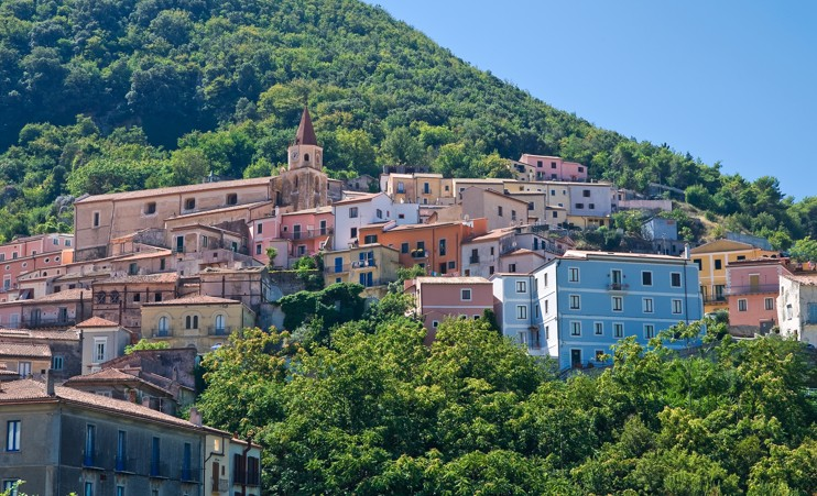 Maratea, Itálie