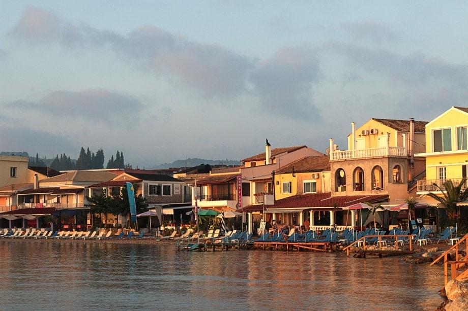 Messonghi, Korfu