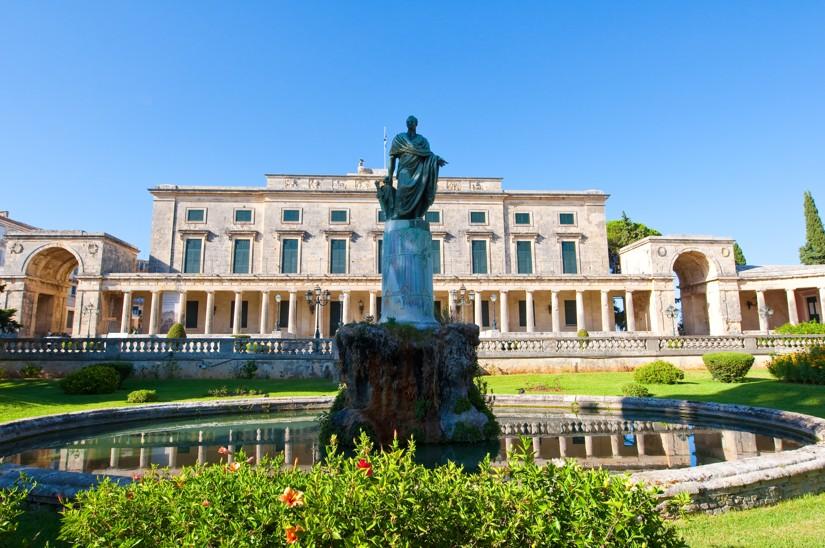 Museum of Asian Art of Corfu, Korfu