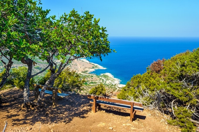 Národní park Akamas, Kypr