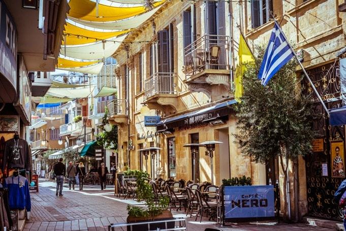 Nicosia, Kypr