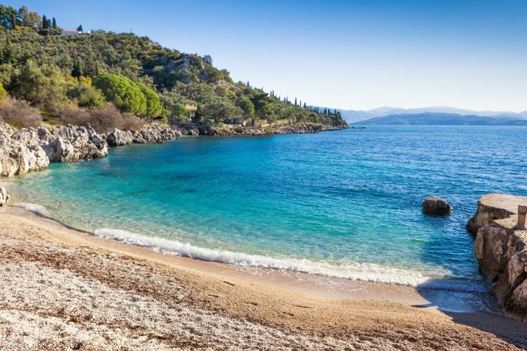 Nissaki, Korfu