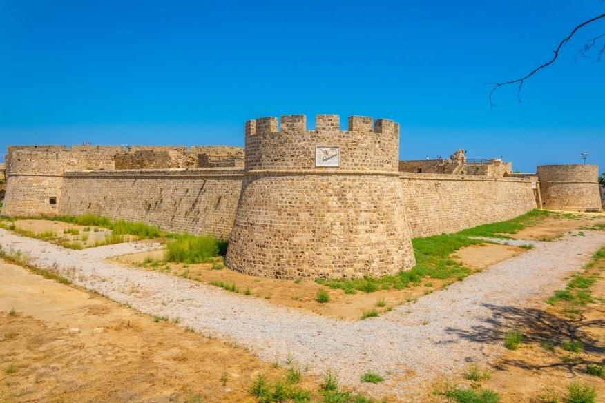 Othellova věž, Kypr