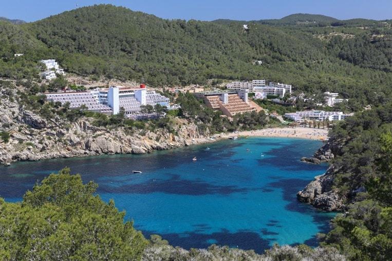 Port de Sant Miquel, Ibiza