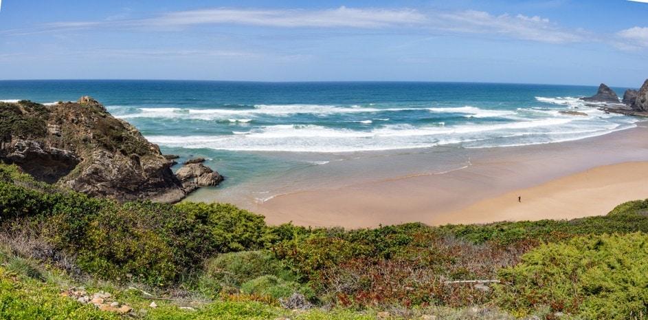 Praia de Odeceixe, Portugalsko