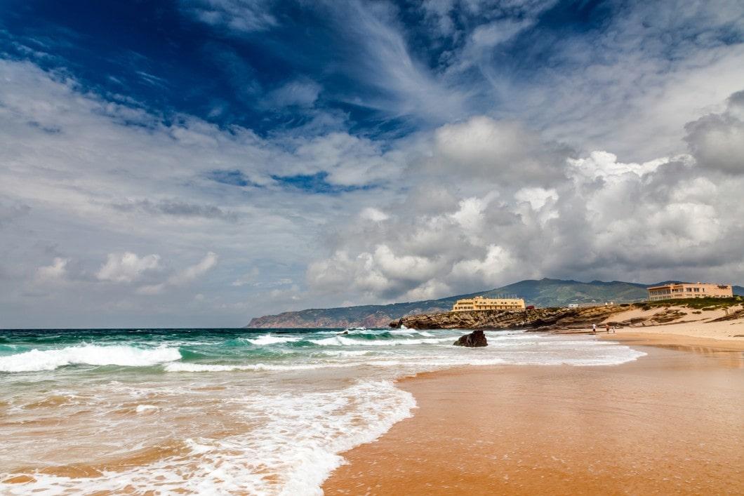 Praia do Guincho, Portugalsko