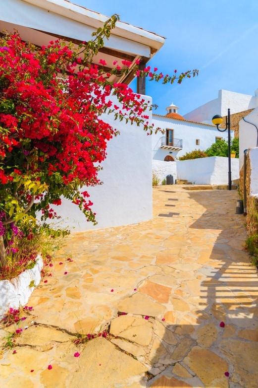 Puig de Missa, Santa Eularia town, Ibiza